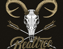 Realtree® Deer Skull T-Shirt