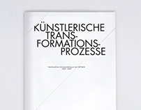 Documentation UDK Berlin