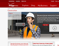 Verizon Wireless—Construction