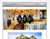 Booth Building & Design Website