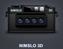 Nimslo 3D icon