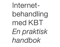 Internetbehandling med KBT