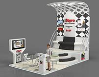 STYRO Exhibition Design at Big 5
