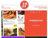 Own pro webfolio