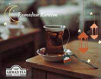 Ramdan Kareem - Ahmad Tea