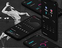 Previewapp - Volleyball Analysis - UX/UI Design