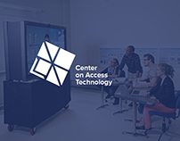 Center on Access Technology Identity // Branding