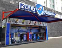 Zona Akron