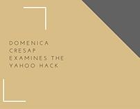Domenica Cresap on the Yahoo Hack