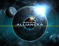 Galaxy on Fire Alliance - UI Design