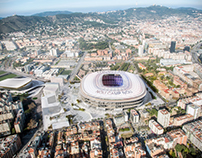 2016 GRAPH_COMPETITION WINNER_Camp Nou_FCB Barcelona