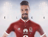 Eslam mohareb in Alahly sc