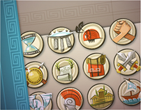 Game Interface Elements (2010 / 2011)