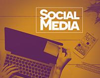 Social Media - Projetos diversos