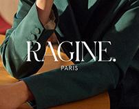 Ragine - Visual Identity