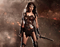Weapon Design for Wonder Woman