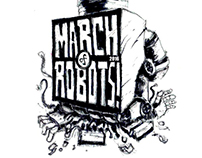 MARCH OF ROBOTS 2016