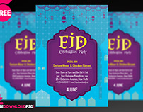 Eid Flyer + Social Media Template