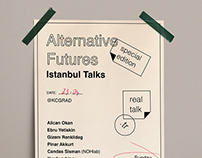 Alternative Futures Poster
