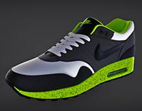 """Render """"Nike Air Max"""""""