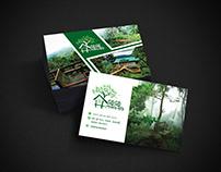 Creative Business Card Design (Jhi Jhi Pokar Bari)