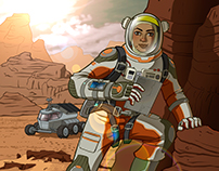 Commission: Mars to Stay rpg