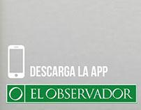 Gráfica El Observador: Diario no friendly