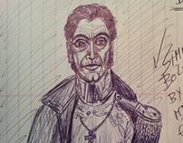 Simon Bolivar by pallominy D32 C2 feb 27 2013