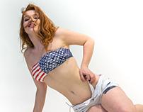 Allison Holloway - TMI Bikini Promotional