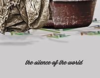 the silence... :(