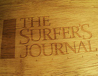Prospect Book para The Surfer's Journal
