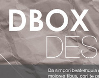 DBOX :: concept layout design