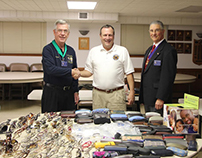 Knights of Columbus Seeks Eyeglass Donations
