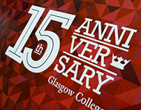 15th Anniversary |  Glasgow College