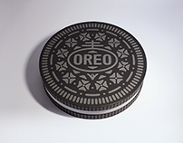 Oreo Giant Cookie Boxes