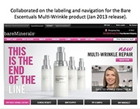 Bare Escentuals Multi-Wrinkle Repair Product