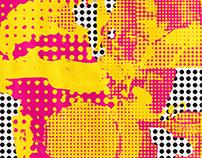 2 posters design project, Dix pour cent