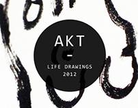 AKT | life drawings 2012