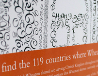 Wheaton College Alumni Directory Mailing