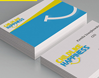Corporate Identity - Childlike Happiness/Contest winner