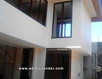 Kontraktor rumah Bu Melinda Citraland Surabaya