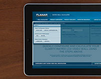 Planar - Wall Calculator Site/App