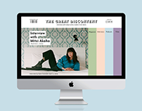 The Great Discontent (Rebrand)
