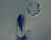 Alone With My Moon