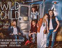 CAB Acoustic Coffeehouse - Wild Child + Darryl Rahn
