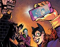 Selfie Batgirl