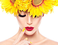 Beauty / Sunflower