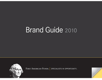First American Funds, Brand Guide