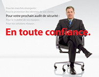 Verizon Business Go Confidently Campaign