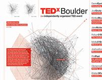 """TedX Boulder 2011. """"Time & Change"""""""